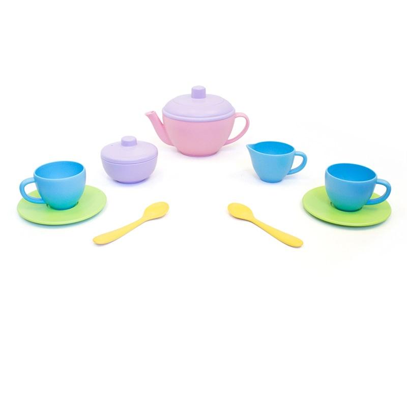 Green Toys Čajová souprava pro dva