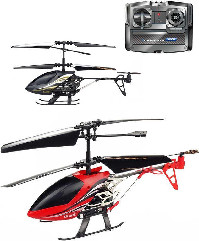 RC Vrtulník Silverit Sky Dragon na dálkové ovládání na baterie - 2 barvy