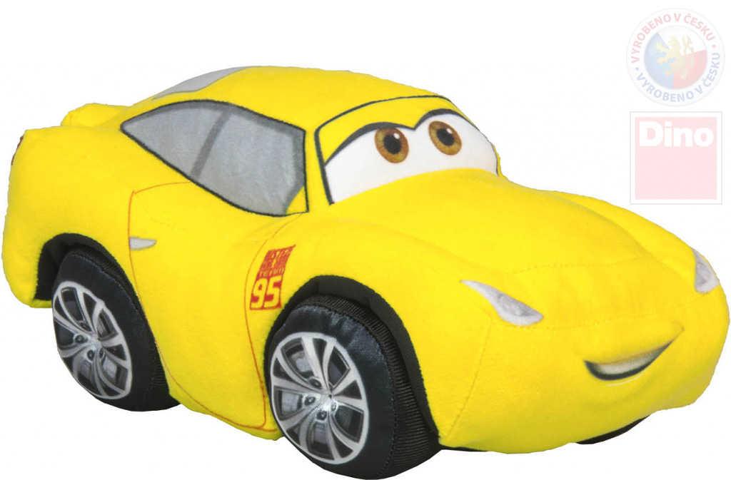 DINO PLYŠ Auto Cruz Ramirez 15cm Cars 3 (Auta) *PLYŠOVÉ HRAČKY*