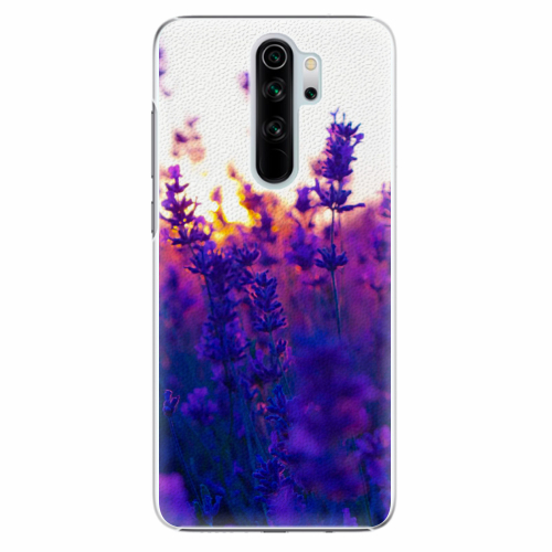 Plastový kryt iSaprio - Lavender Field - Xiaomi Redmi Note 8 Pro