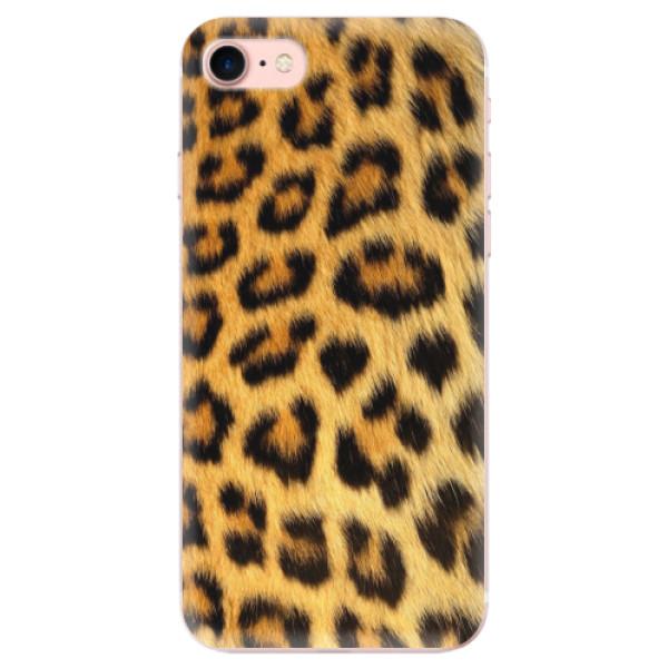 Odolné silikonové pouzdro iSaprio - Jaguar Skin - iPhone 7