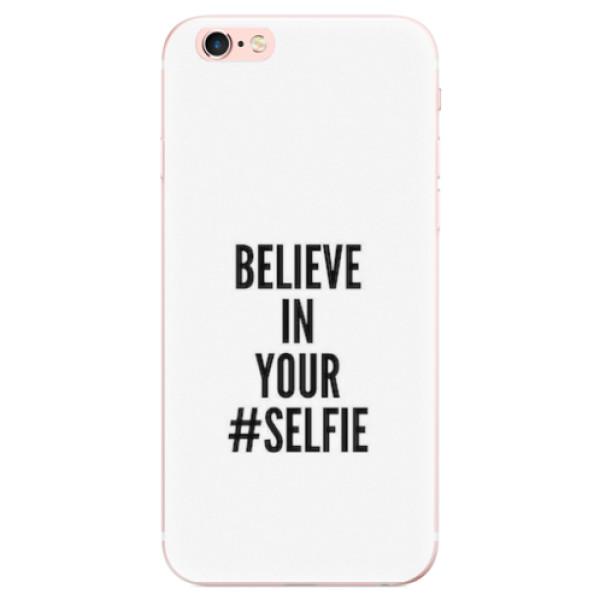 Odolné silikonové pouzdro iSaprio - Selfie - iPhone 6 Plus/6S Plus