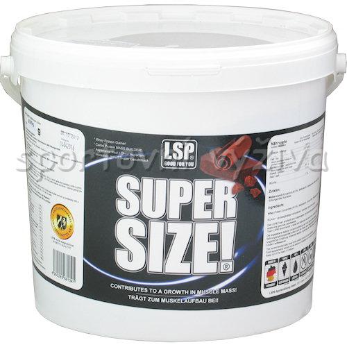Super Size - 6000g-mlecna-cokolada