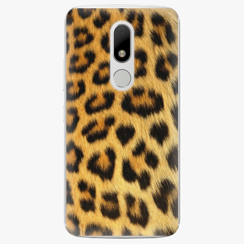 Plastový kryt iSaprio - Jaguar Skin - Lenovo Moto M