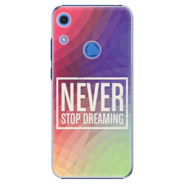 Plastové pouzdro iSaprio - Dreaming - Huawei Y6s