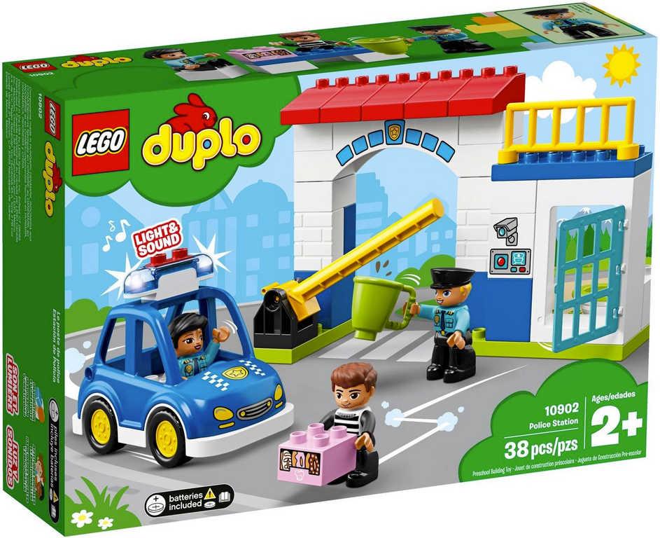 LEGO DUPLO Stanice policejní 10902 STAVEBNICE
