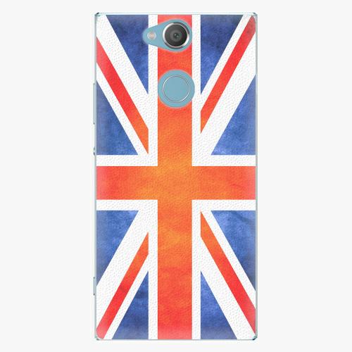 Plastový kryt iSaprio - UK Flag - Sony Xperia XA2