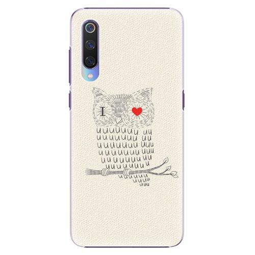 Plastový kryt iSaprio - I Love You 01 - Xiaomi Mi 9