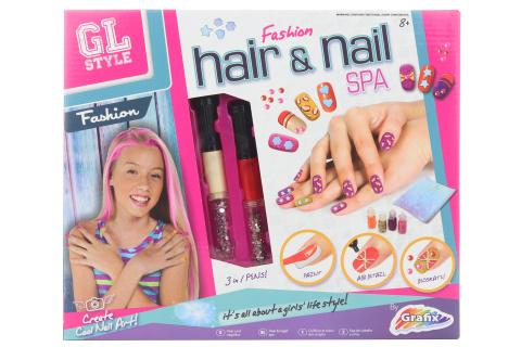 Nehtové a vlasové studio