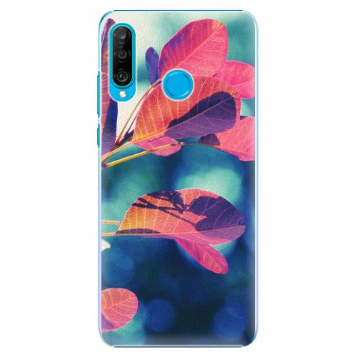 Plastový kryt iSaprio - Autumn 01 - Huawei P30 Lite