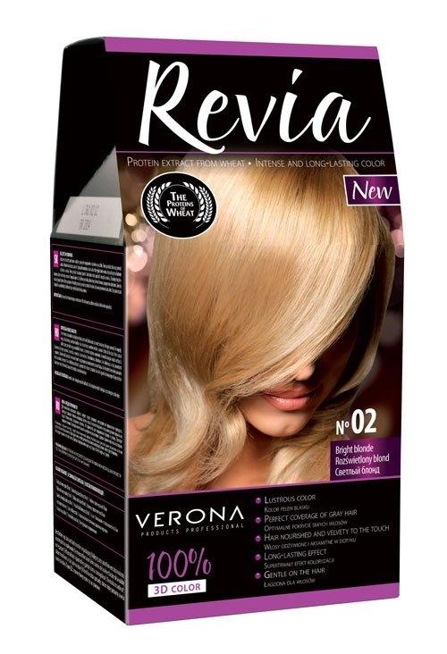 Barva na vlasy jasný blond 02
