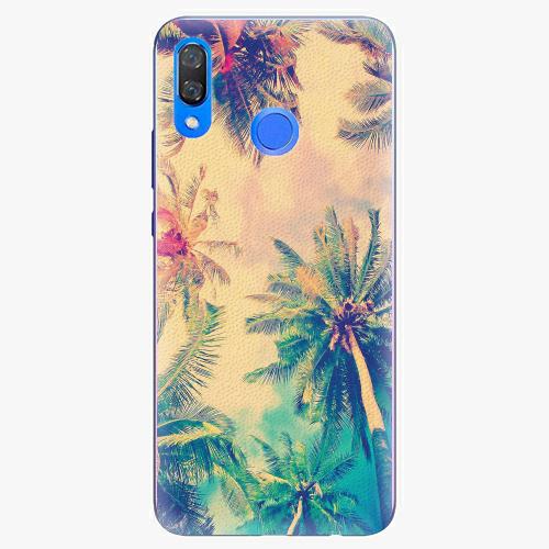 Plastový kryt iSaprio - Palm Beach - Huawei Y9 2019
