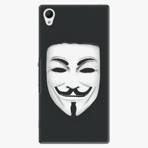 Plastový kryt iSaprio - Vendeta - Sony Xperia Z1