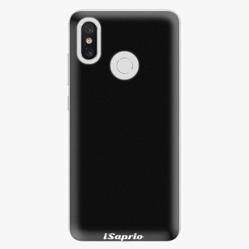 Plastový kryt iSaprio - 4Pure - černý - Xiaomi Mi 8