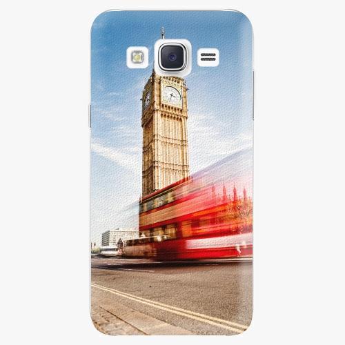 Plastový kryt iSaprio - London 01 - Samsung Galaxy J5