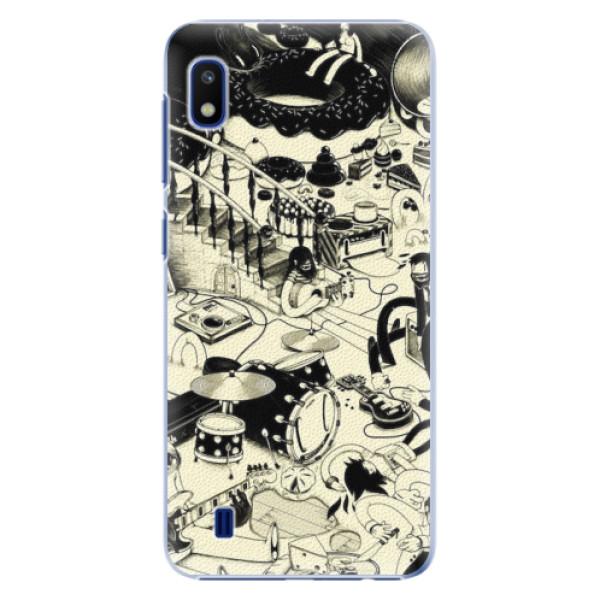 Plastové pouzdro iSaprio - Underground - Samsung Galaxy A10
