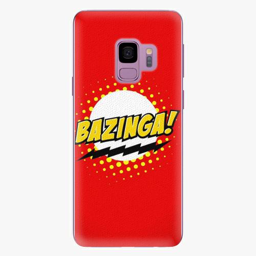 Plastový kryt iSaprio - Bazinga 01 - Samsung Galaxy S9