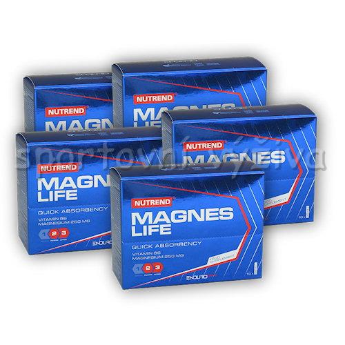 4x MagnesLIFE 10x25ml + 1x ZDARMA