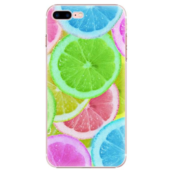 Plastové pouzdro iSaprio - Lemon 02 - iPhone 7 Plus