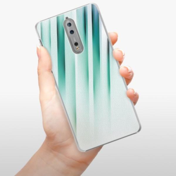 Plastové pouzdro iSaprio - Stripes of Glass - Nokia 8