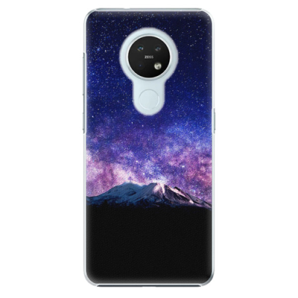 Plastové pouzdro iSaprio - Milky Way - Nokia 7.2