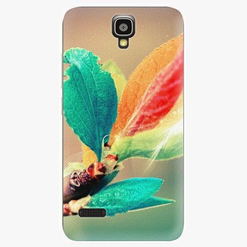 Plastový kryt iSaprio - Autumn 02 - Huawei Ascend Y5