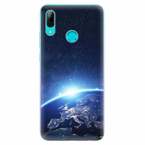 Silikonové pouzdro iSaprio - Earth at Night - Huawei P Smart 2019