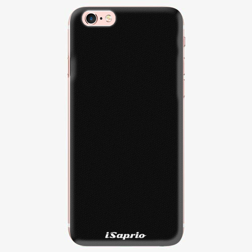 Plastový kryt iSaprio - 4Pure - černý - iPhone 7 Plus
