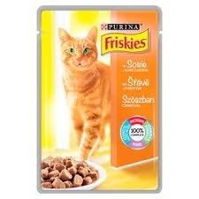 S kuřetem ve šťávě kapsička pro kočky 100 g