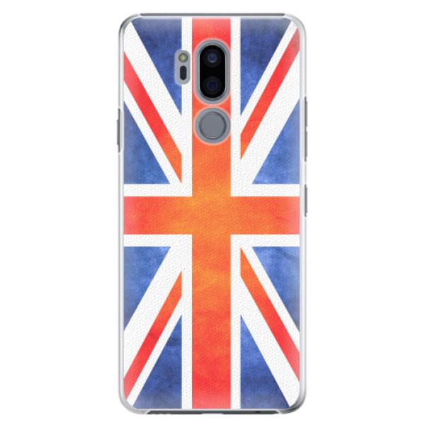 Plastové pouzdro iSaprio - UK Flag - LG G7
