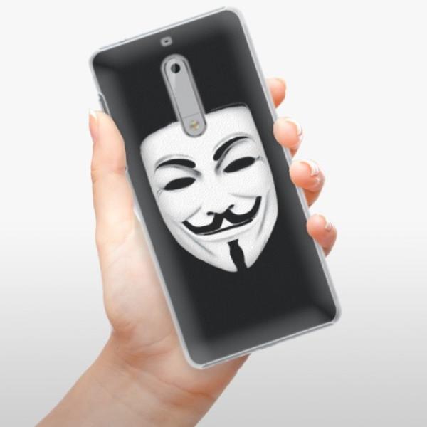 Plastové pouzdro iSaprio - Vendeta - Nokia 5