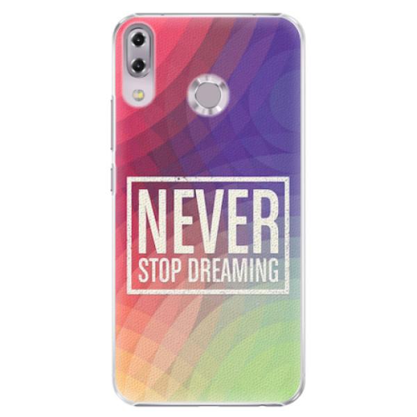 Plastové pouzdro iSaprio - Dreaming - Asus ZenFone 5 ZE620KL