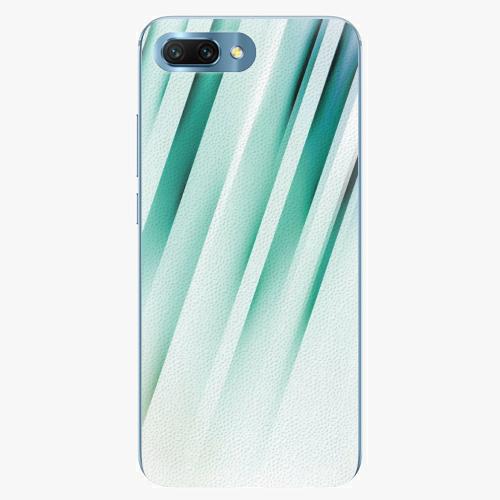 Silikonové pouzdro iSaprio - Stripes of Glass - Huawei Honor 10