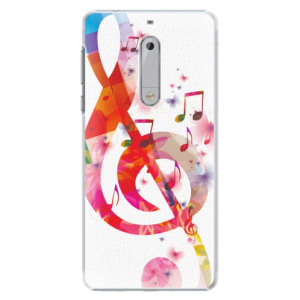 Plastové pouzdro iSaprio - Love Music - Nokia 5