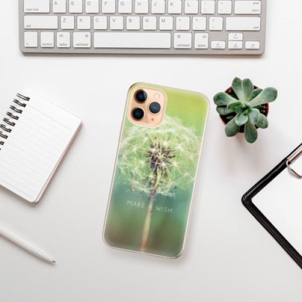 Odolné silikonové pouzdro iSaprio - Wish - iPhone 11 Pro