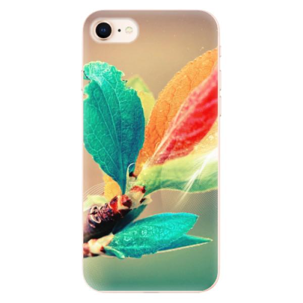 Odolné silikonové pouzdro iSaprio - Autumn 02 - iPhone 8
