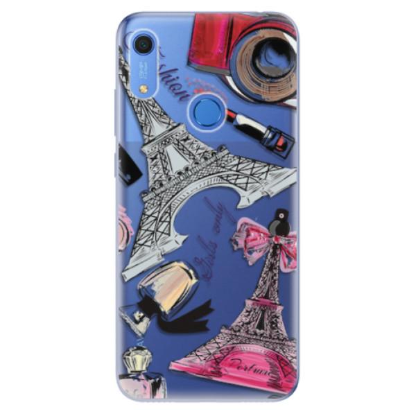 Odolné silikonové pouzdro iSaprio - Fashion pattern 02 - Huawei Y6s