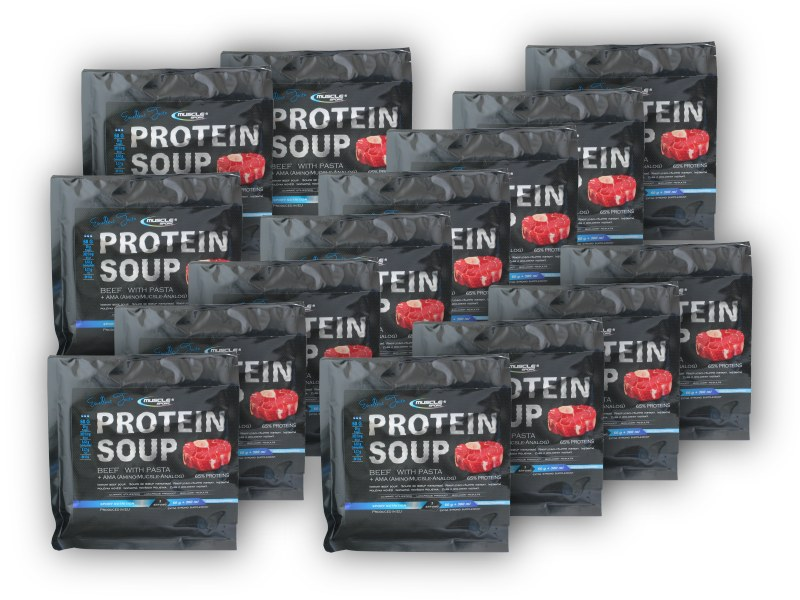 Protein soup beef 15 x 60g