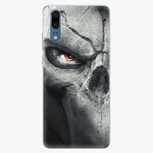 Silikonové pouzdro iSaprio - Horror - Huawei P20