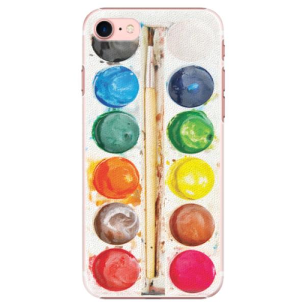 Plastové pouzdro iSaprio - Watercolors - iPhone 7