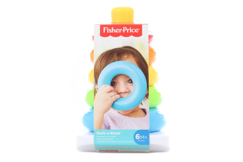 Fisher Price Kroužky na tyči GKD51