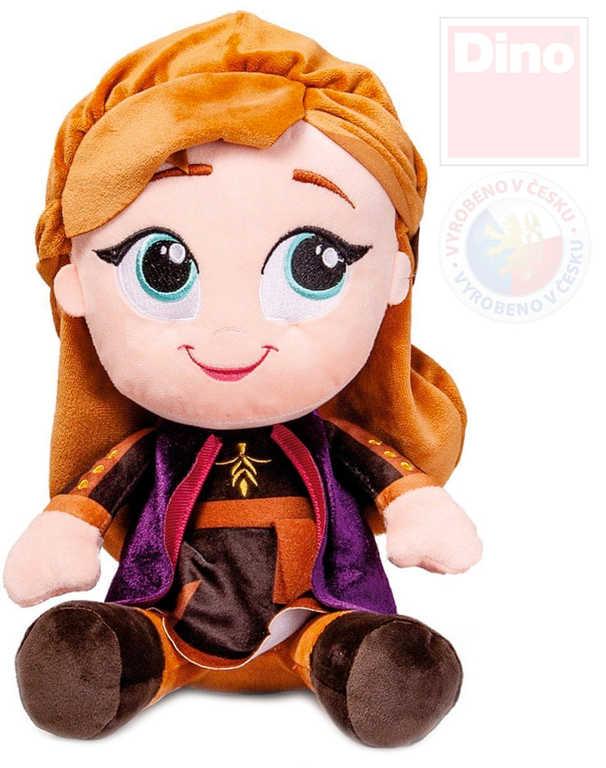 DINO PLYŠ Panenka Anna 25cm Frozen 2 (Ledové Království)