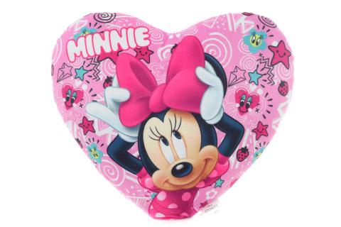 Polštářek Minnie 33 x 31 cm