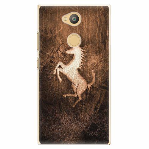 Plastový kryt iSaprio - Vintage Horse - Sony Xperia L2