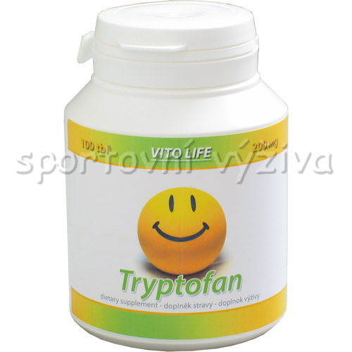 Tryptofan 100 kapslí