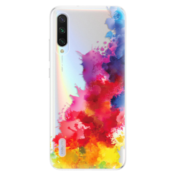 Odolné silikonové pouzdro iSaprio - Color Splash 01 - Xiaomi Mi A3