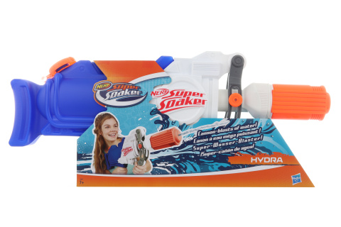 Nerf SuperSoaker Hydra TV 1.5. - 30.8.2021