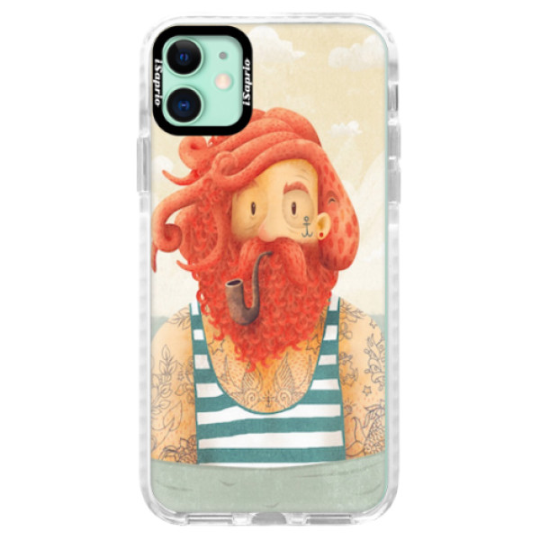 Silikonové pouzdro Bumper iSaprio - Sailor - iPhone 11