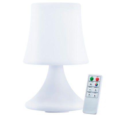 Luneos LED lampa se stmívačem na dálkové ovládání vč. baterie