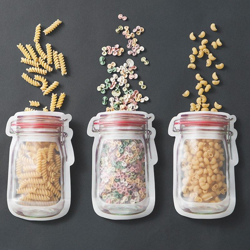 Zavírací sáček na potraviny